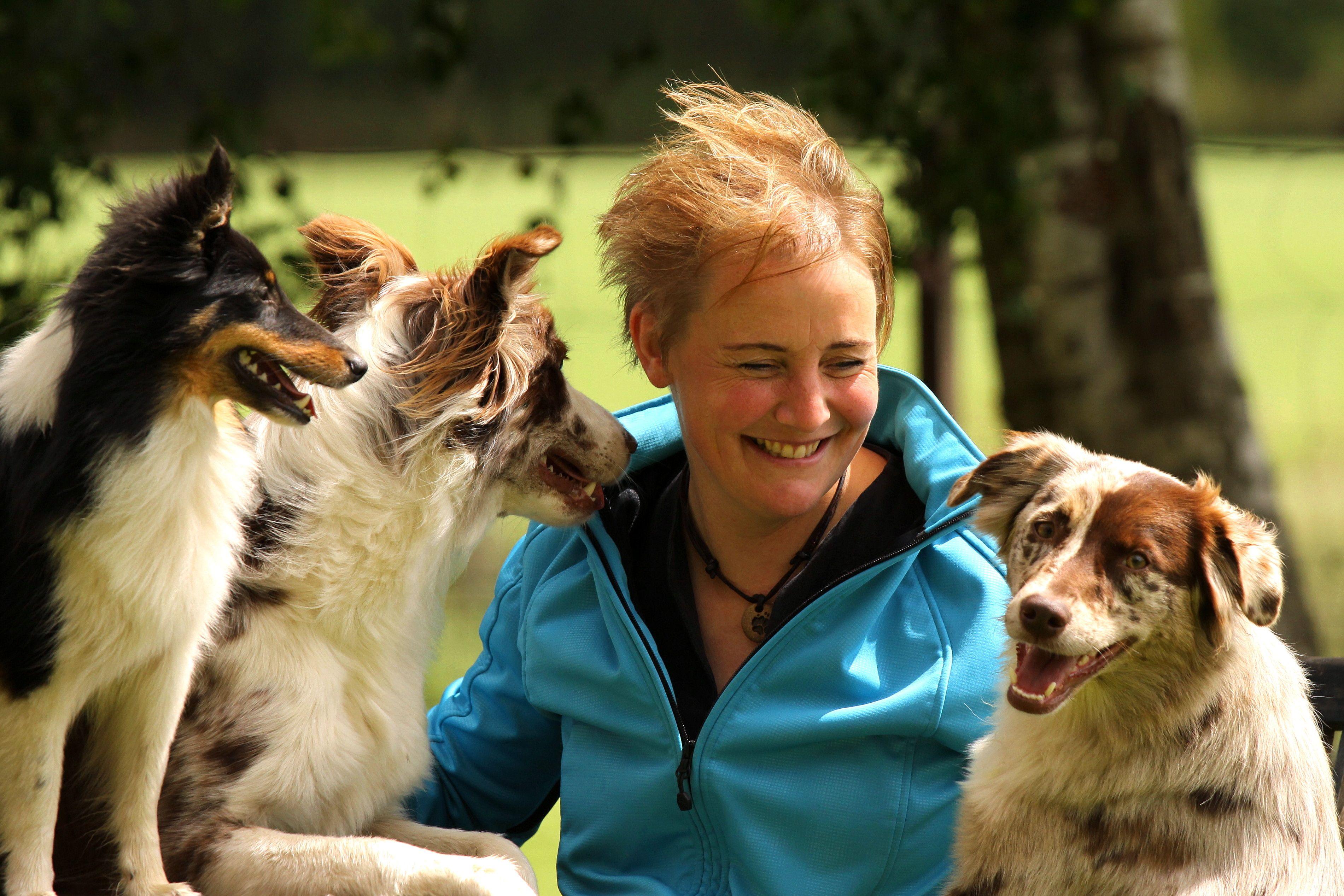 Stephanie La Motte Profi Tier Training